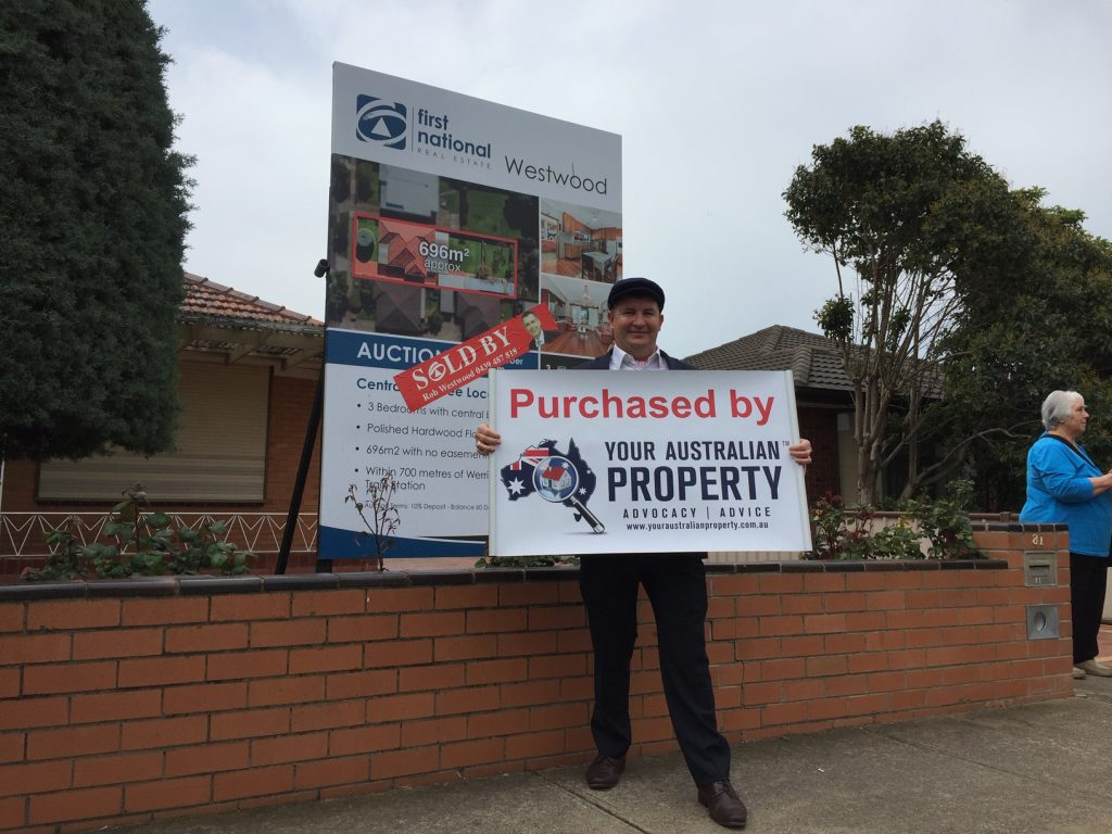 successful property purchase werribee